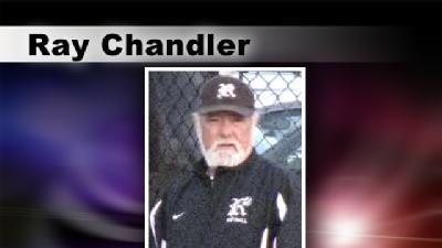Remembering Reagan Softball Coach Ray Chandler