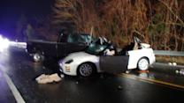 2 teenagers killed in Manchester, Ocean County crash