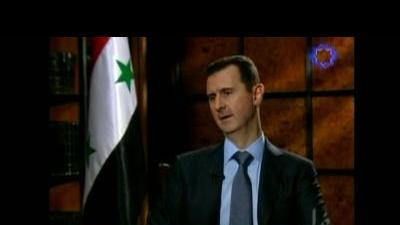 Assad rules out external solution to Syria crisis