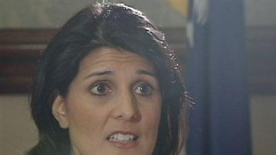 Governor Nikki Haley Talks Exclusively To News 4