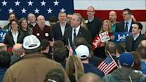 Jeb Bush's Concession Speech in New Hampshire
