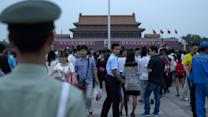 Raw: Beijing Quiet on Tiananmen Anniversary