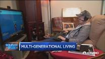 Multi-gen living on the rise