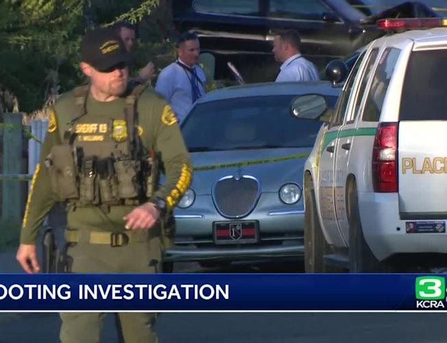 Deputies investigate shooting at Loomis home