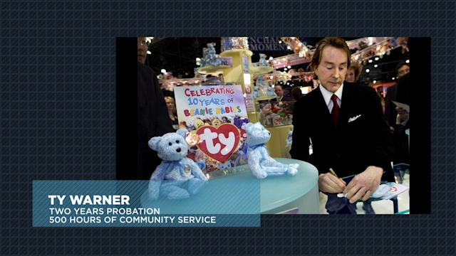 BEANIE BABY FOUNDER GUILTY