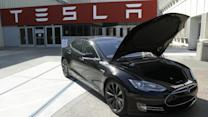 Tesla Shares Weaken in After Hours