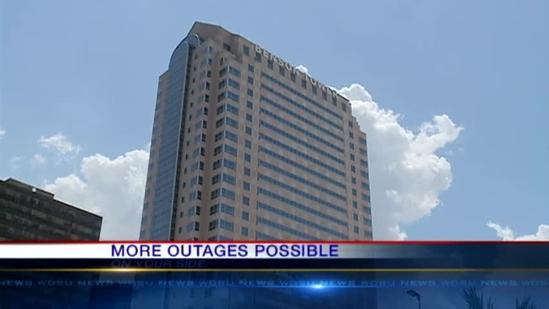 Entergy: More power outages possible