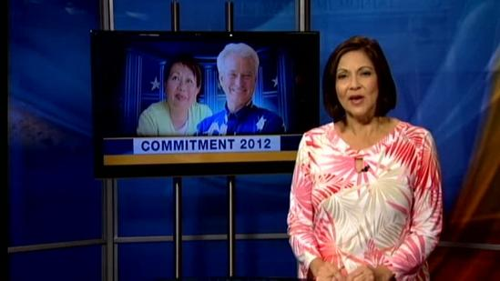 Mayoral Candidate Kirk Caldwell's wife talks home life and more