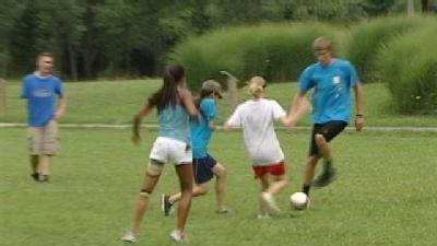 Camp Offers Inspiration To Kids With Prosthetic Limbs