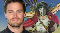 "Stephen Amell To Play ""Casey Jones"" In Teenage Mutant Ninja Turtles 2"