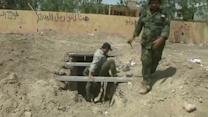 Islamic State tunnels found on Falluja's outskirts