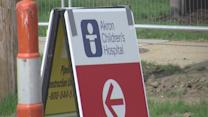 Road closes at Akron Children's Hospital