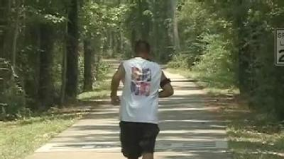 Man Runs Across Country For Batten Disease