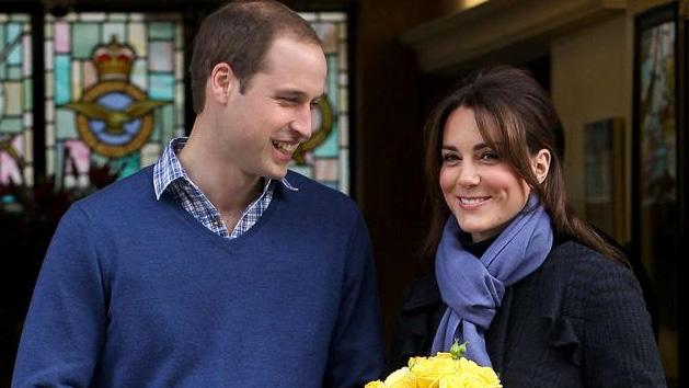 OMG Kate Middleton And Prince William Lookalikes Spotted At Hospital