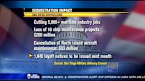 Sequestration impacts San Diego's shipbuilding industry