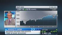 Pisani's market open: New high for S&P 500