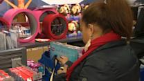 Holiday spending forecast to rise