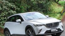 國內新車試駕-Mazda CX-3 Skyactiv-G