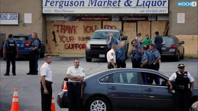 Ferguson Residents Struggling With Daily Life