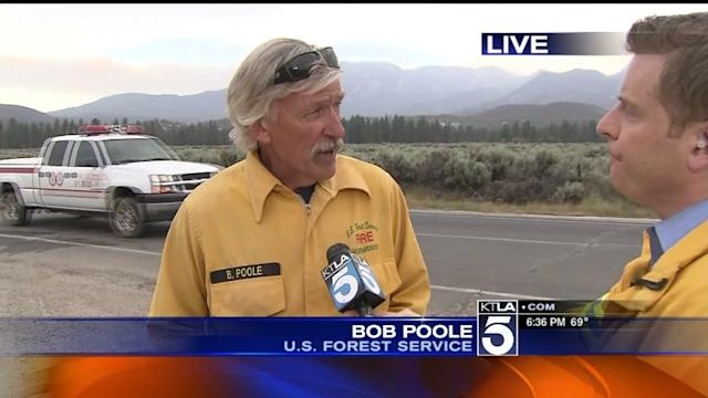 Mountain Fire is 49% Contained