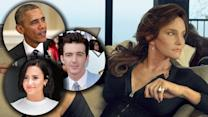 Celebs React to Caitlyn Jenner's Vanity Fair Photos