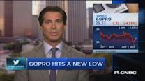 GoPro hits new low. Time for Apple to buy it?
