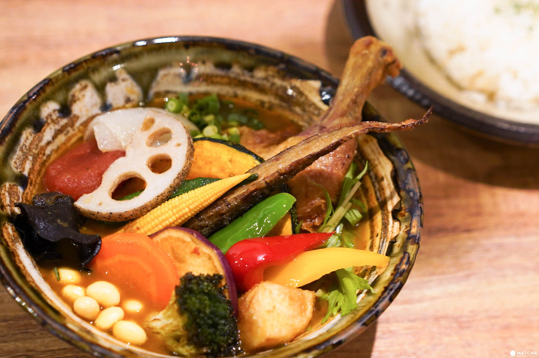 吉祥寺美食推薦 湯咖哩北海道2