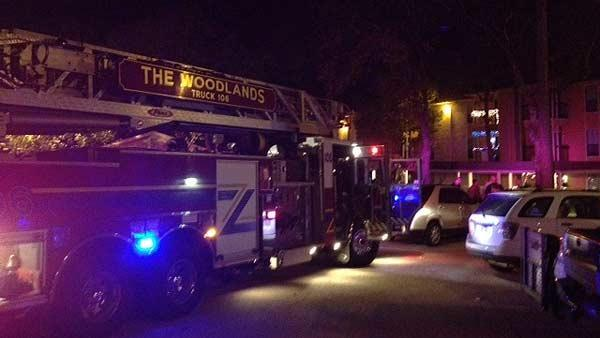 Fire breaks out at senior living community
