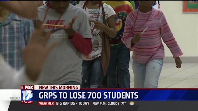 School District to Shave Off 700 Students, 70 Employees