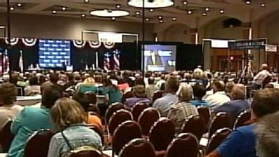 State Democrats Wrap Up Convention In Milwaukee