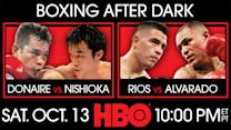 Jim Lampley Previews Oct. 13 HBO Boxing After Dark