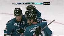 Brent Burns Hat Trick