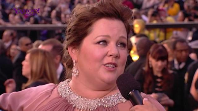 - Melissa McCarthy speaks out about fat remarks