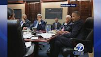 Obama says he's considering 'narrow' Syria action