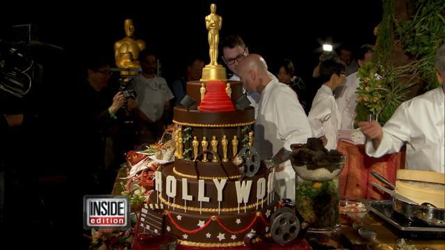 Wolfgang Puck Shows Off His Mouthwatering Oscar Menu