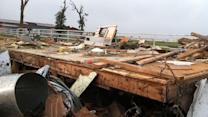 Search continues for N. Texas tornado victims