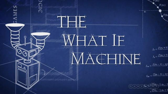 The What If Machine - Season 2 Teaser