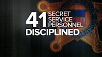 Secret Service Agents May Be Facing Suspension