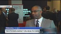 Shutdown may have negative impact on health care: Former ...