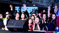 Afghans flock to peace concert