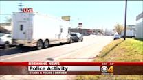 SWAT Teams Surround PT's Showclub For Possible Barricade Situation