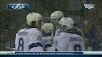 Lightning score two goals in 57 seconds