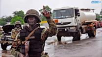 Liberian Security Forces Seal Slum To Halt Ebola