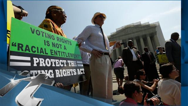 America Breaking News: GOP Has Tough Choices on Voting Rights Act