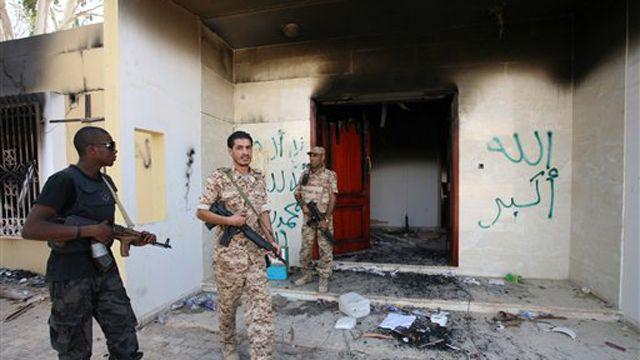 Suspect list in Libya attack expands