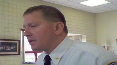 Clairton Police Chief Talks About Shot Officer
