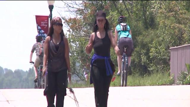 Experts Suggest Taking Safety Precautions As Temperatures Rise