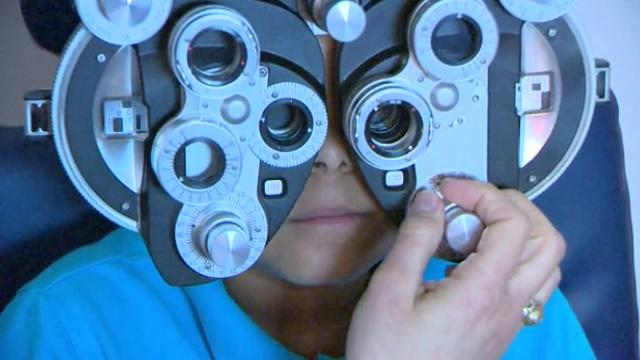 New mobile vision clinic helps kids see clearly