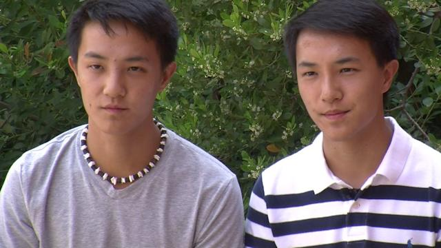 Identical Twins Are Rocky Hill Valedictorians
