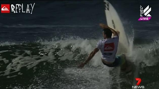 Parkinson pitted against Slater